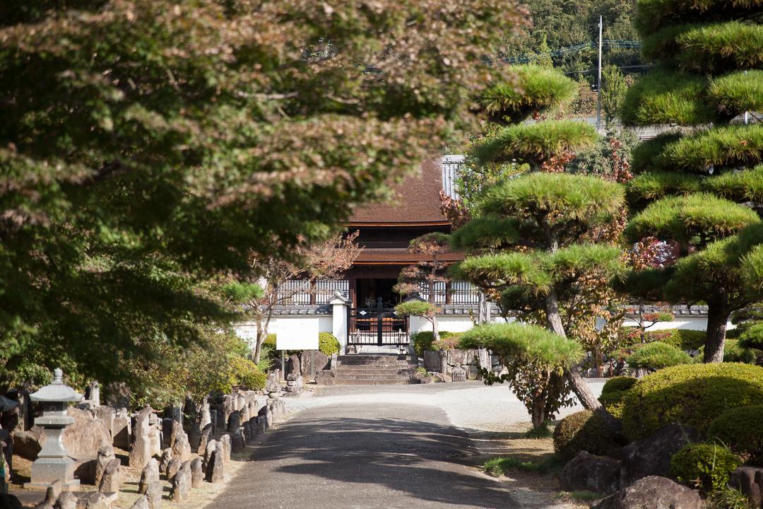 甲府の東光寺