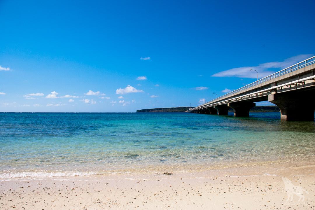 沖縄の海と空(宮古島編) - 来間大橋(2)