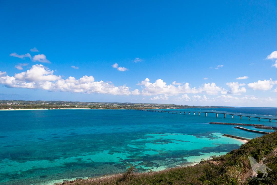 沖縄の海と空(宮古島編) - 宮古島と来間島