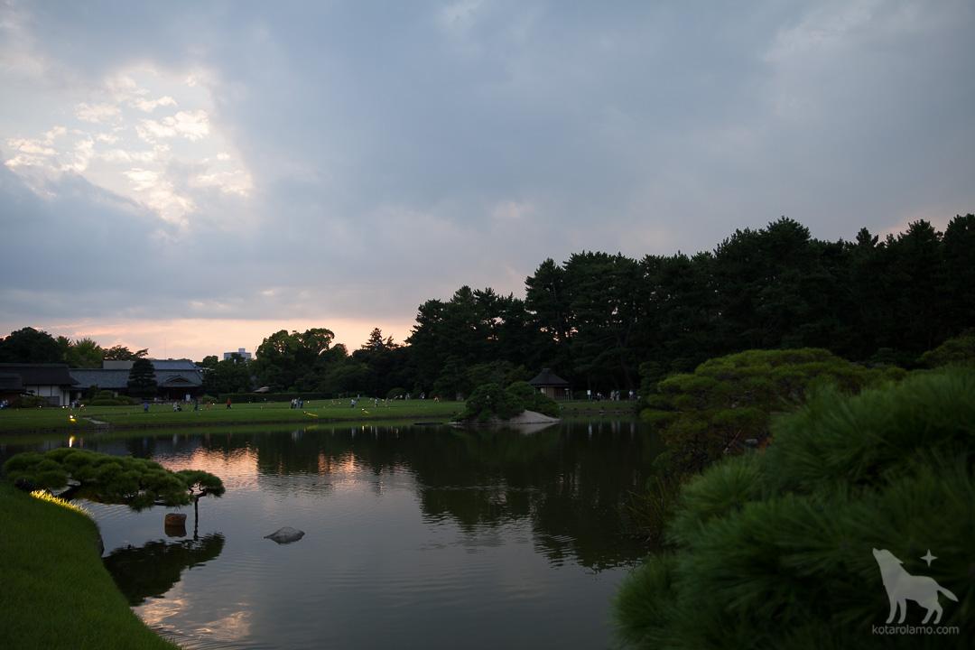 岡山後楽園(4)