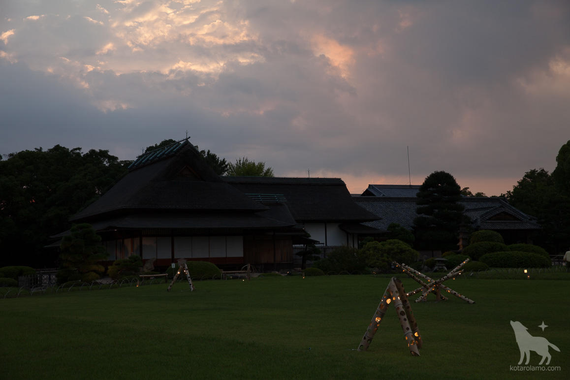 岡山後楽園(6)