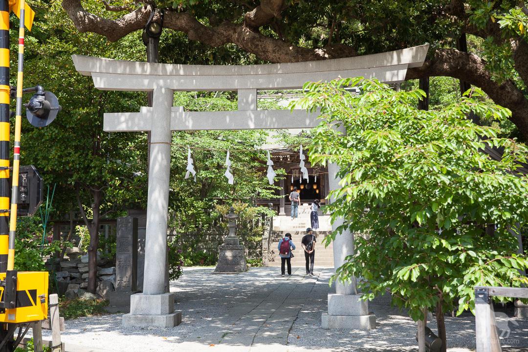 御霊神社(1)