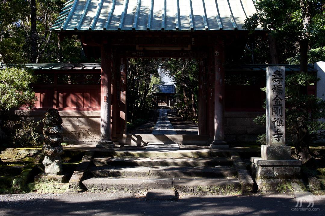 鎌倉の寿福寺(1)
