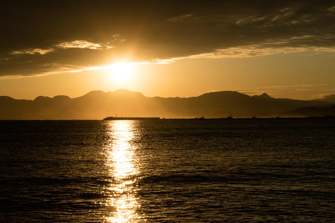 2020年10月18日の富士山(3)