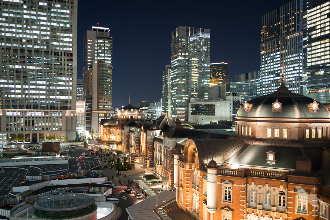 東京駅、丸の内南口