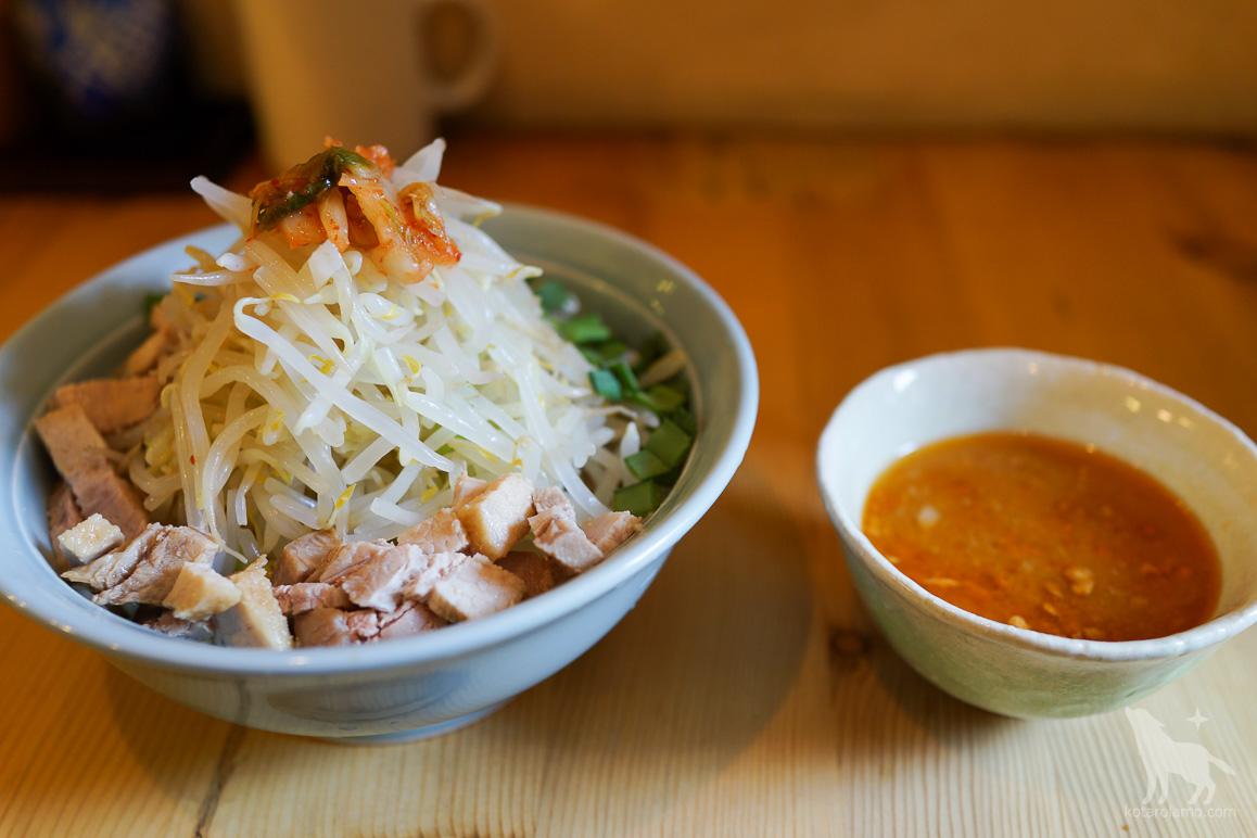 菜良の、ぶっかけ味噌