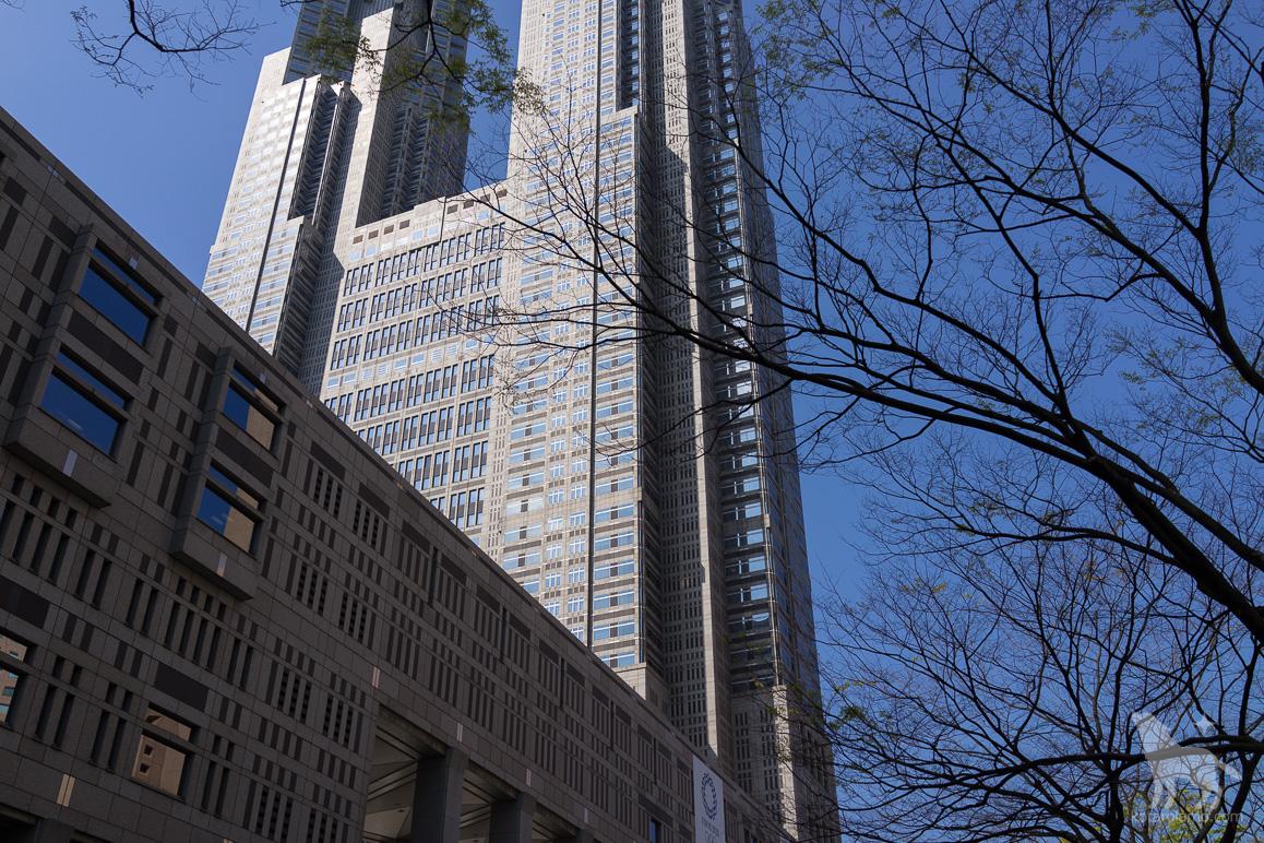 東京都庁第一本庁舎(北)
